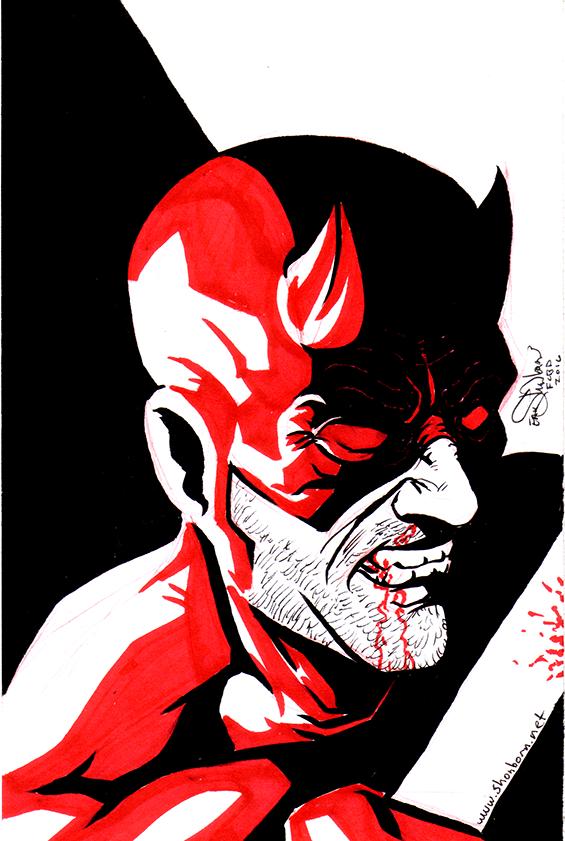 458a. Daredevil
