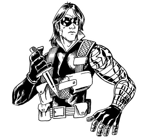 458. Winter Soldier