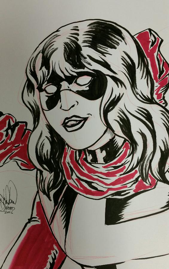 460f. Ms. Marvel