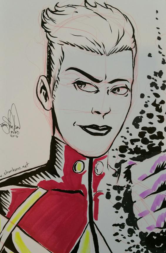 461d. Captain Marvel