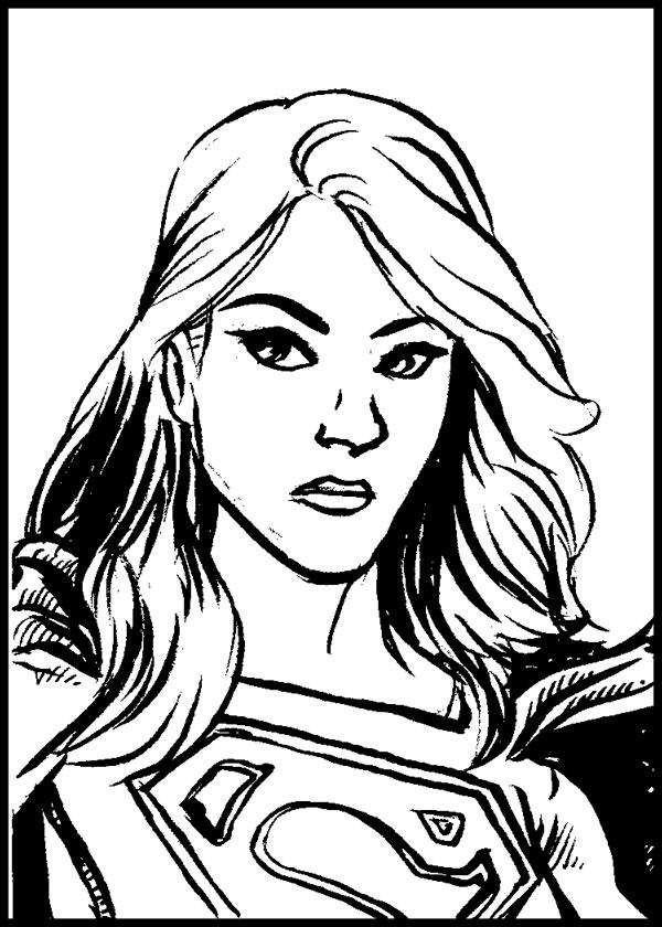 827. Supergirl