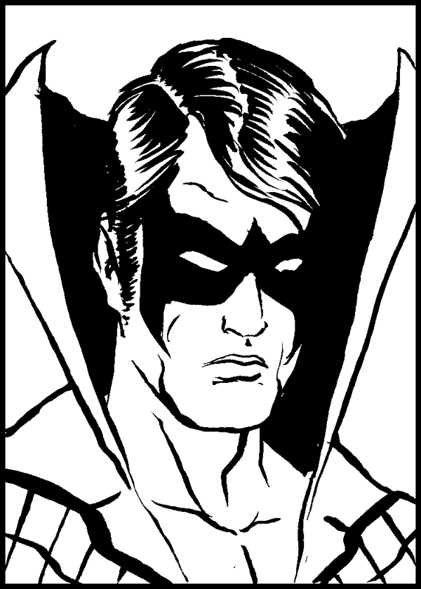 832. Nightwing