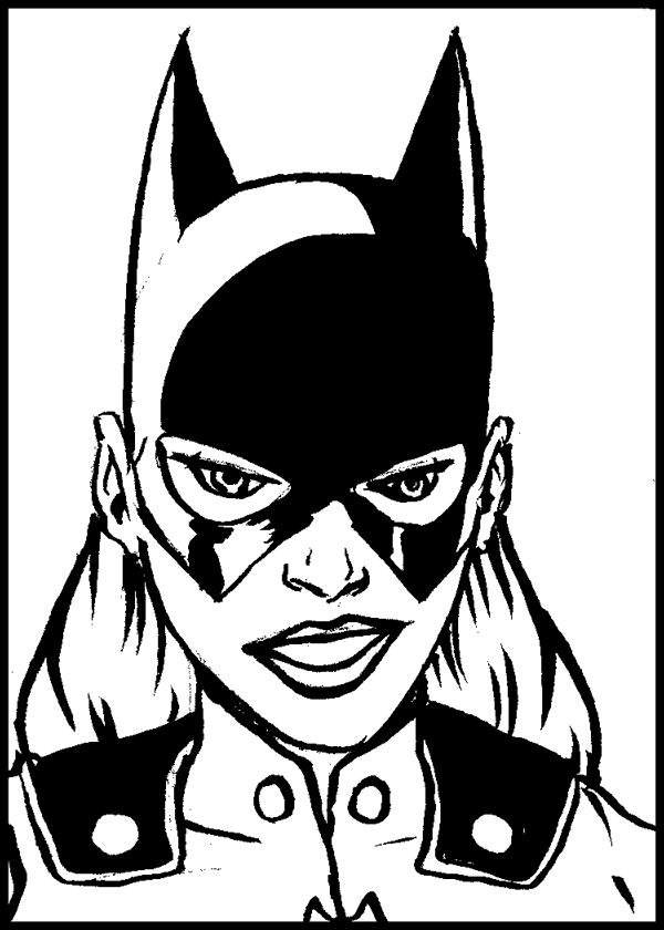 834. Batgirl