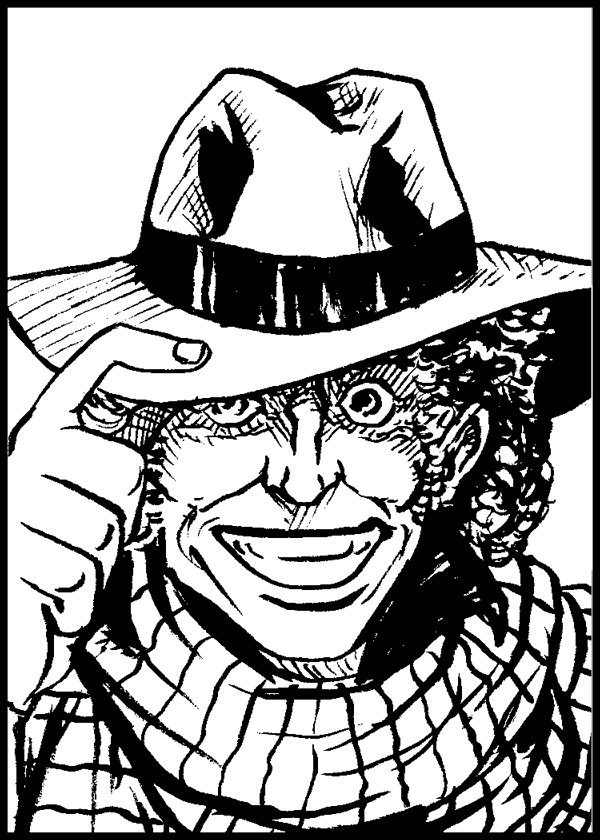 838. Fourth Doctor