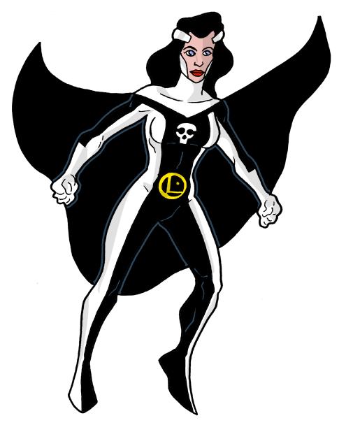 108. Phantom Girl