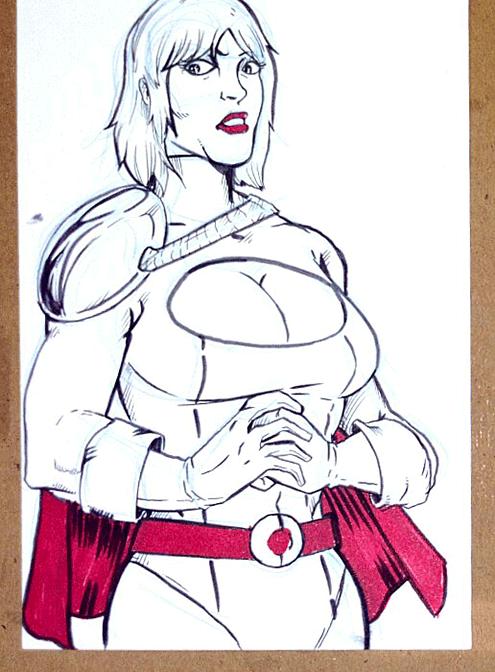 473. Power Girl