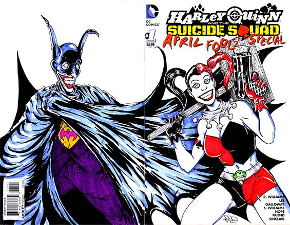 476. Harley Quinn