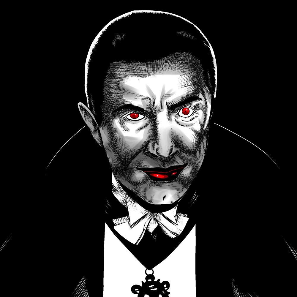 Dracula Week Day 1: Bela