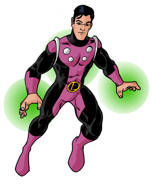 113. Cosmic Boy
