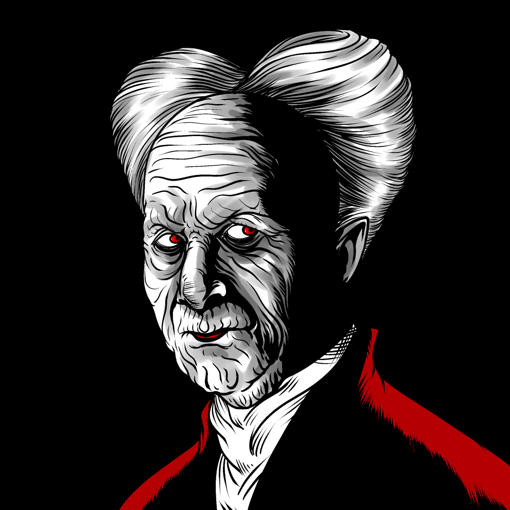 Dracula Week Day 2: Gary
