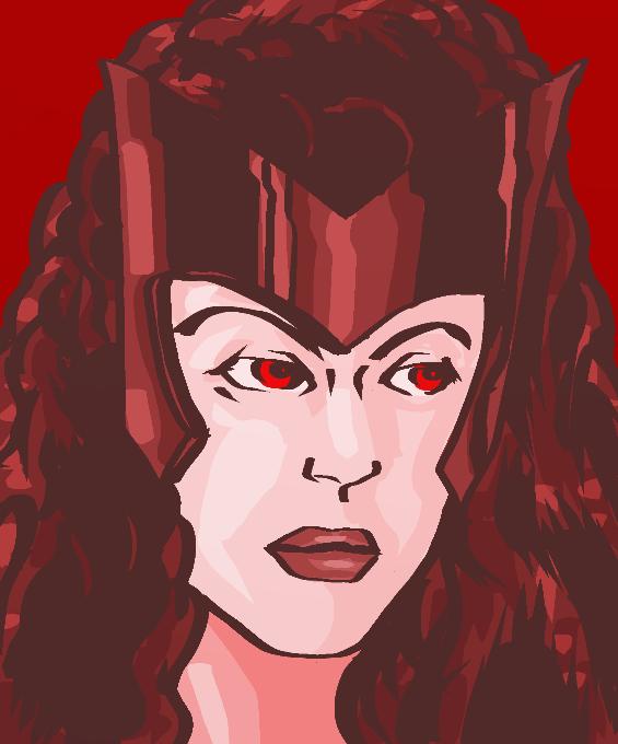 480. Scarlet Witch