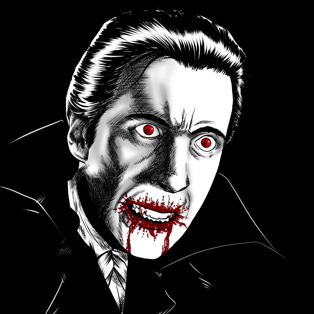 Dracula Week Day 3: Christopher