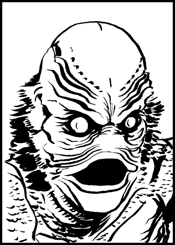 847. Creature from the Black Lagoon