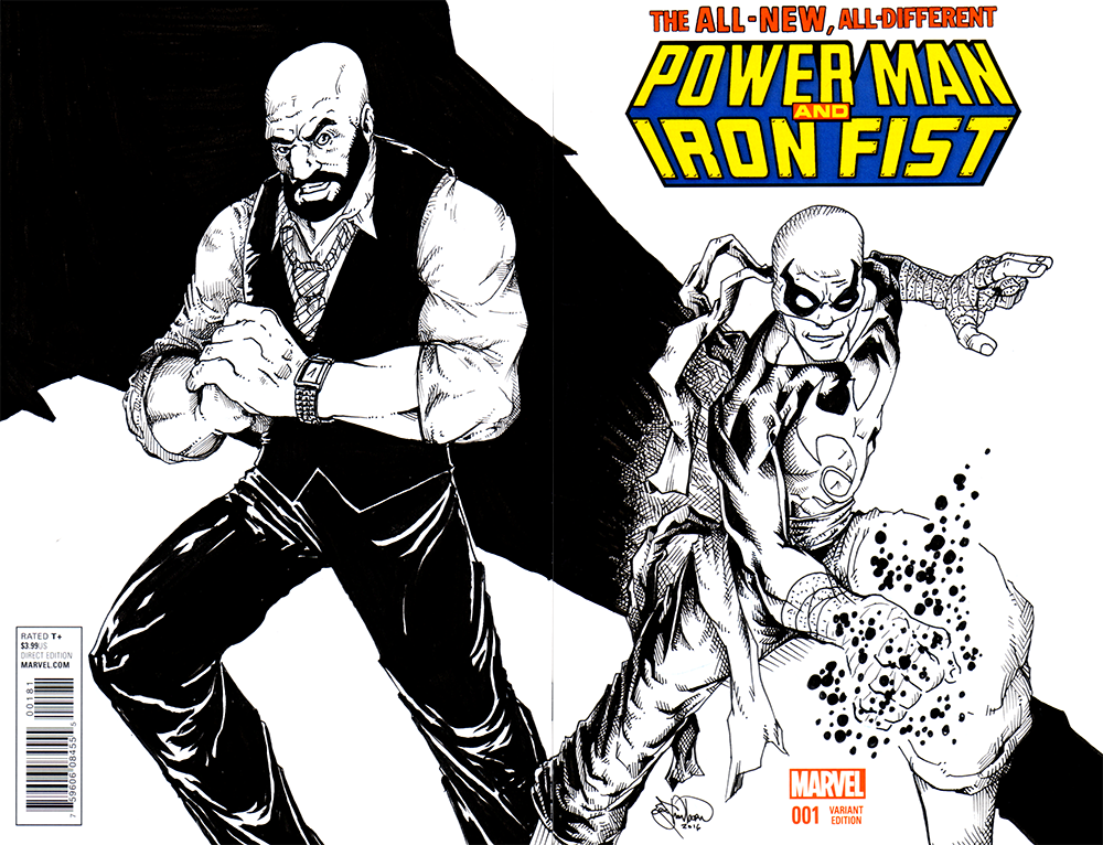 483. Power Man & Iron Fist