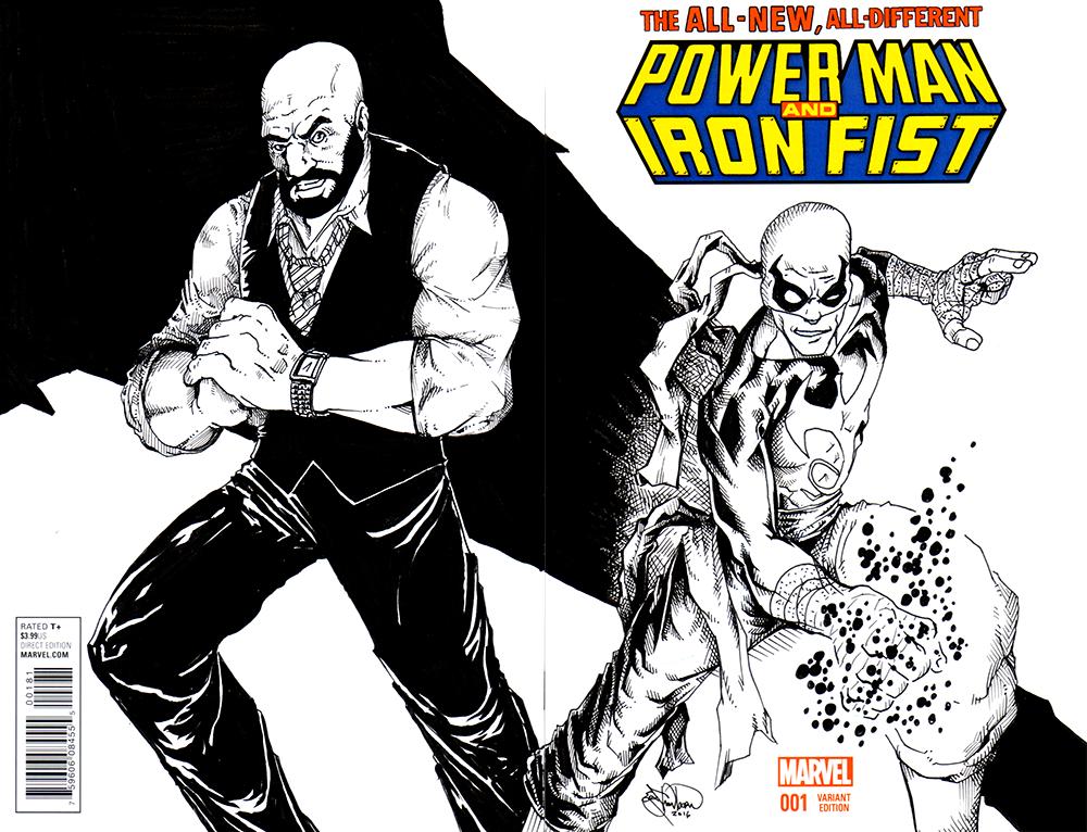 483. Power Man & Iron Fist