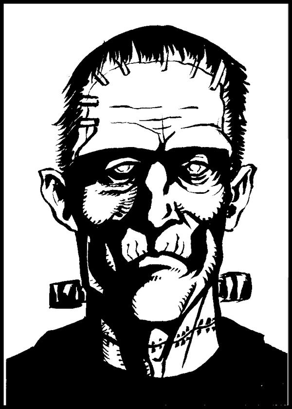 848. Frankenstein's Monster