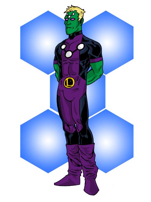 118. Brainiac 5