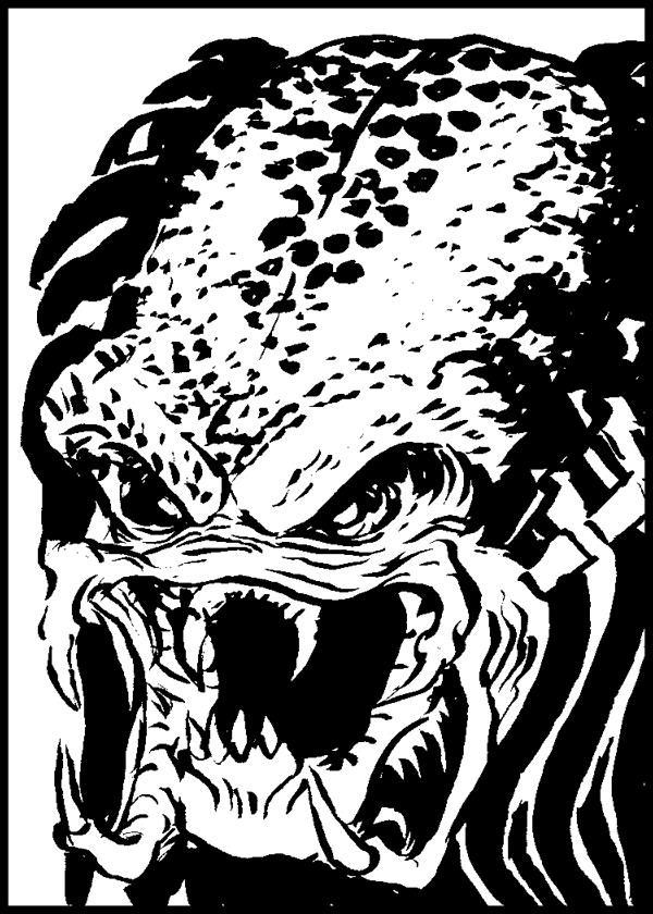 849. Predator