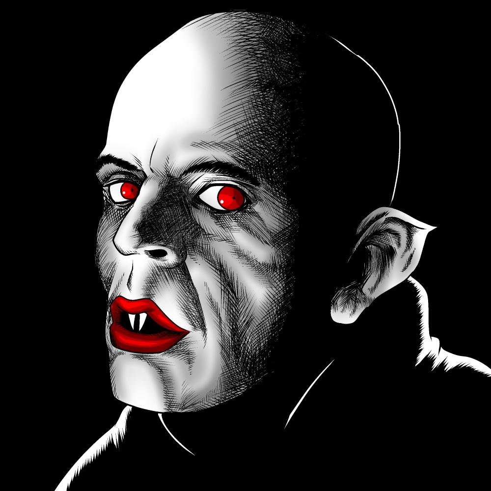 Dracula Week Day 6: Klaus