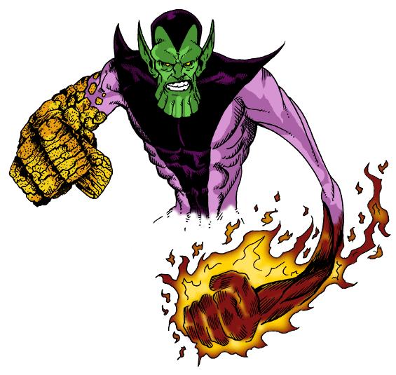 119. Super Skrull