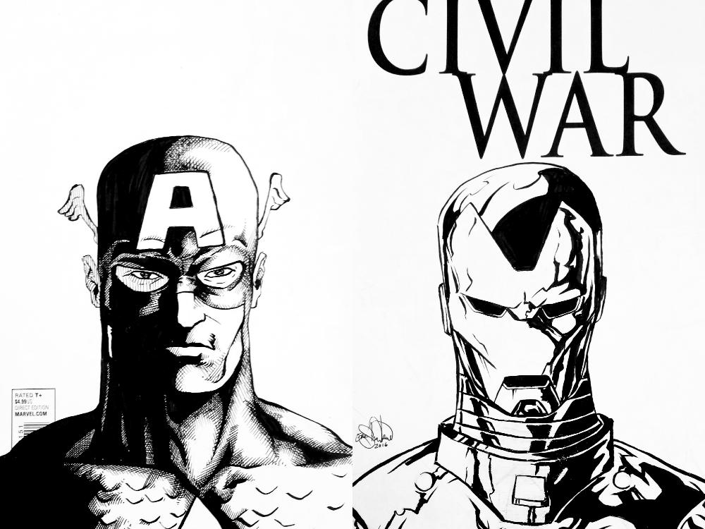485. Civil War