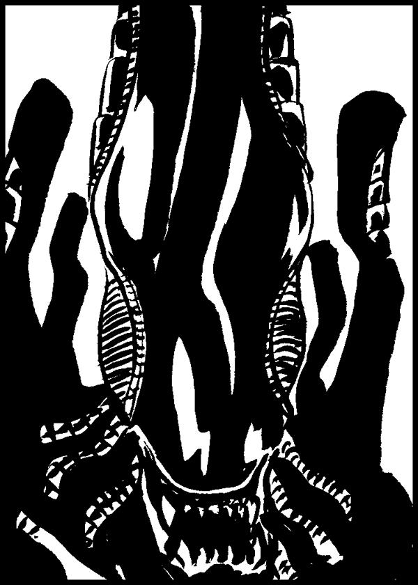 850. Xenomorph