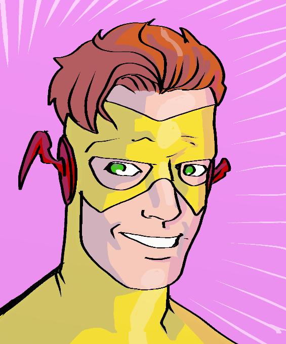 486. Kid Flash