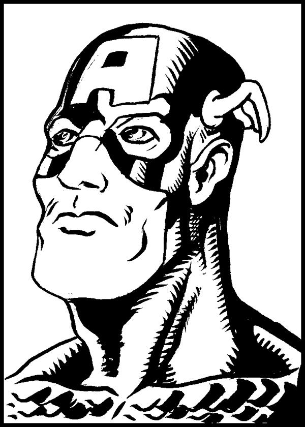 851. Captain America