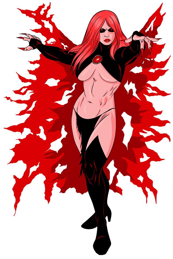 1216. Goblin Queen