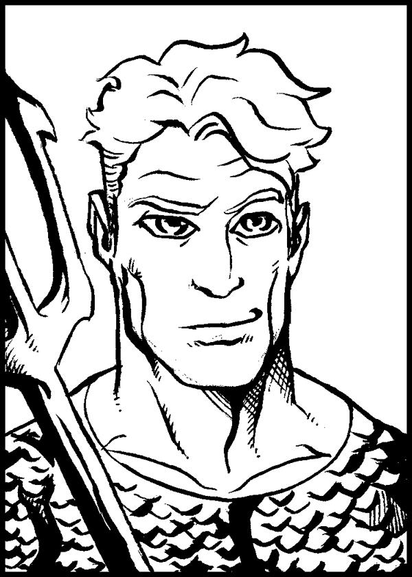 852. Aquaman