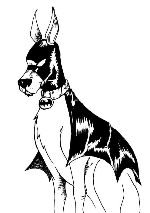 487. Ace, the Bat-Hound