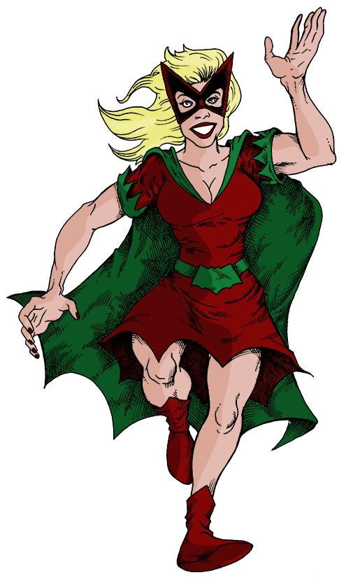 488. Bat-Girl