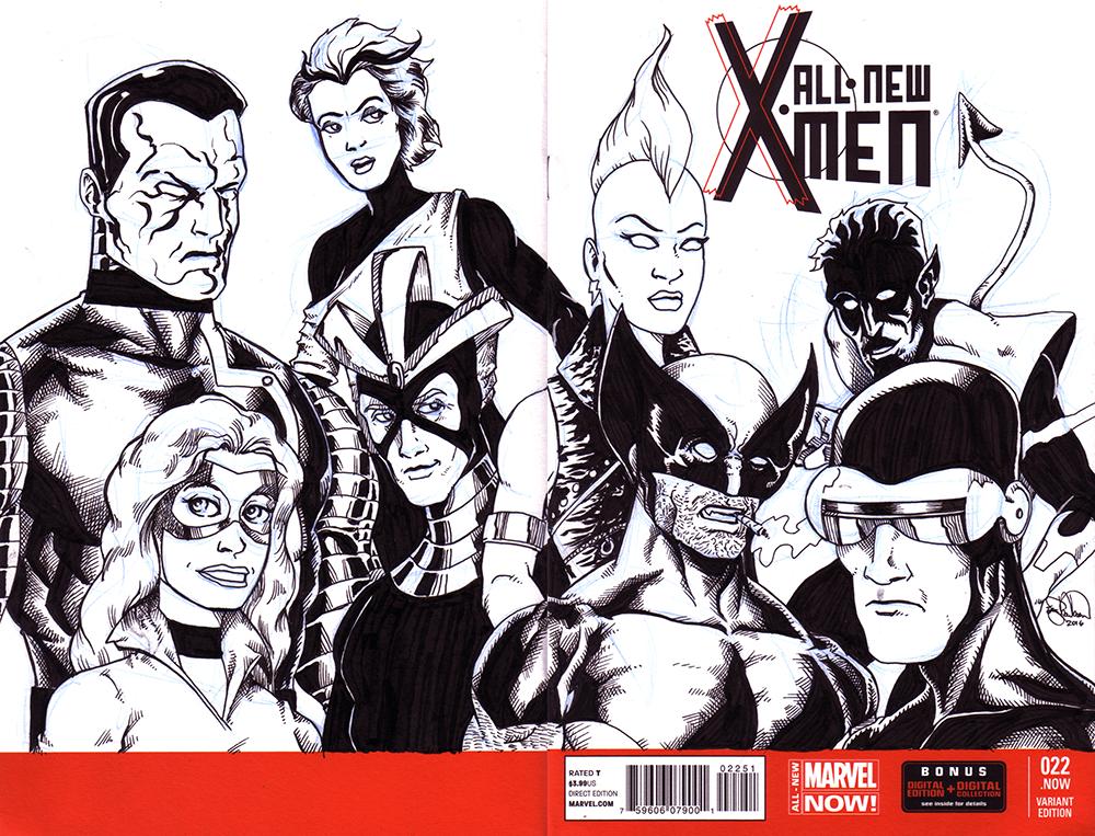 491. X-Men
