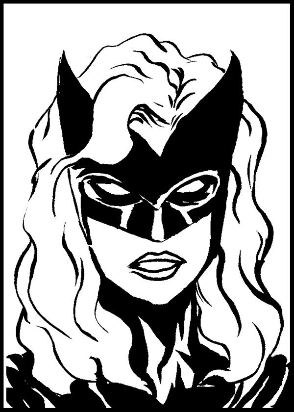 856. Batwoman