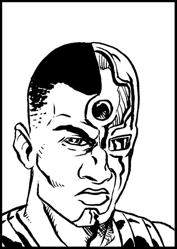 857. Cyborg