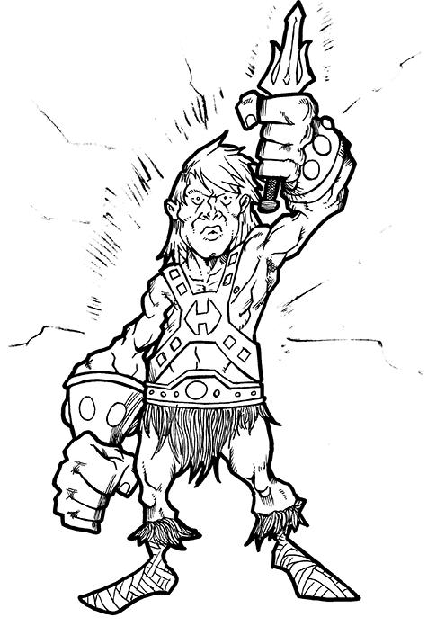 492. He-Man