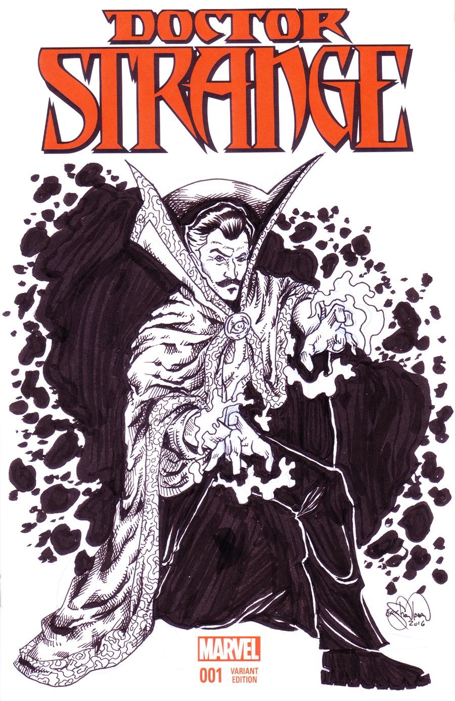 493. Doctor Strange