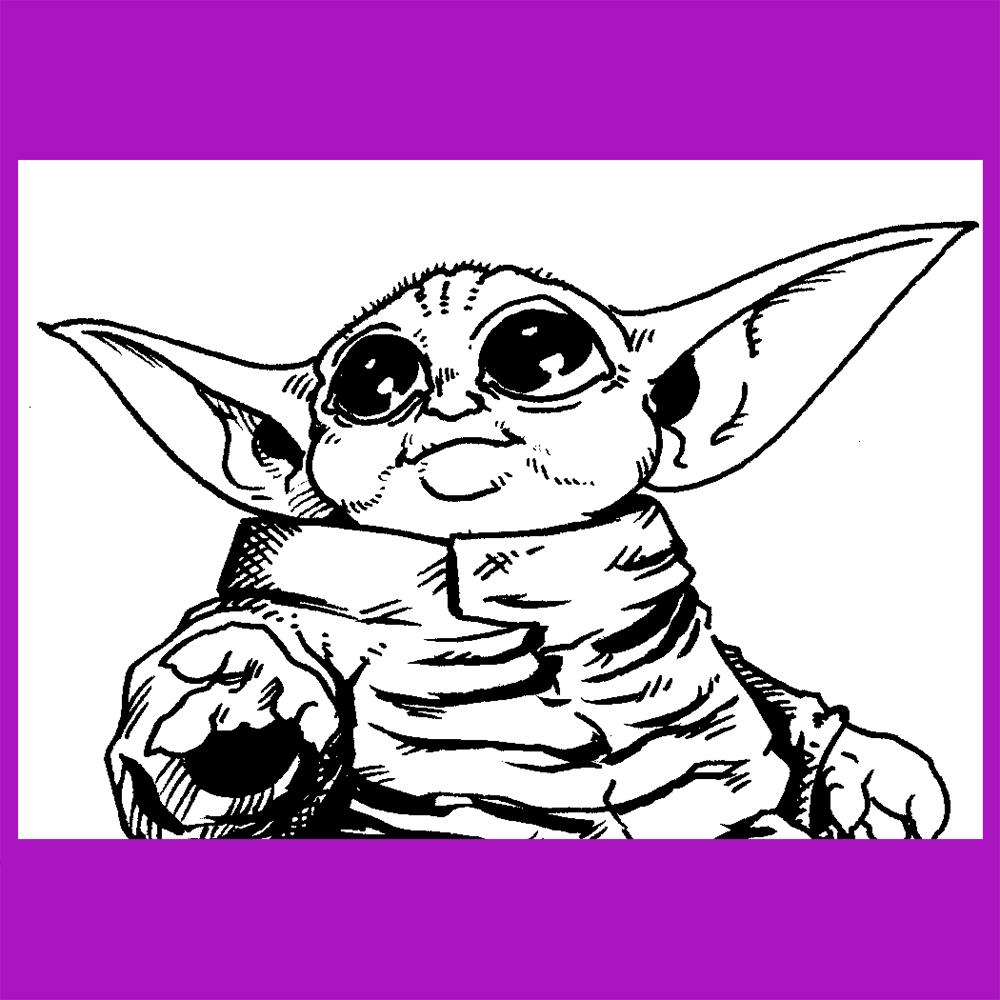 Li'l Baby Yoda