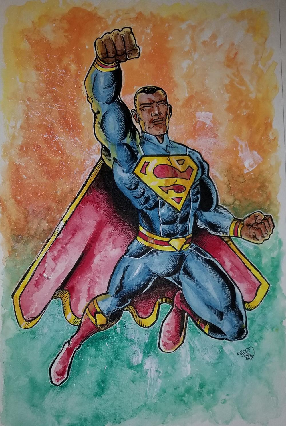 Superman of Earth-23