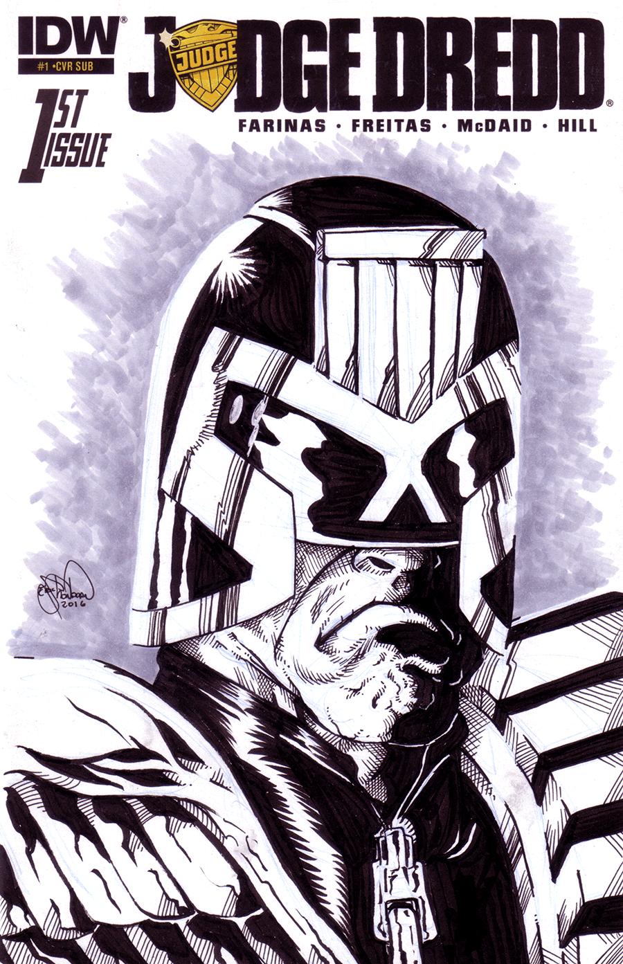 497. Judge Dredd