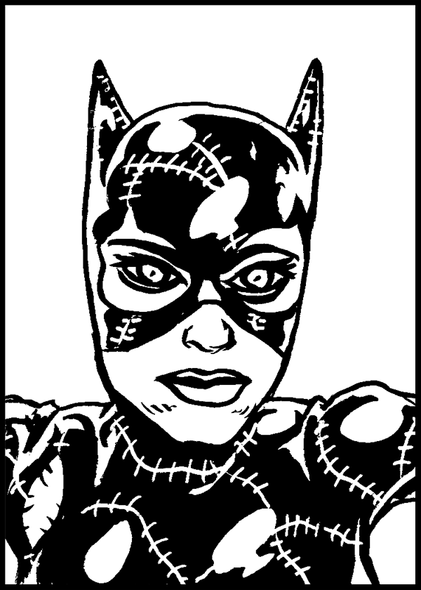 863. Catwoman