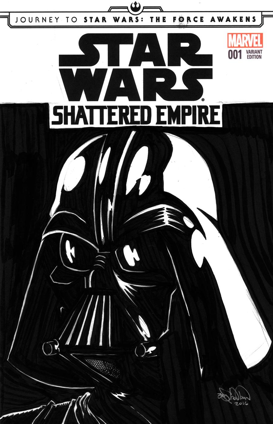 499. Darth Vader