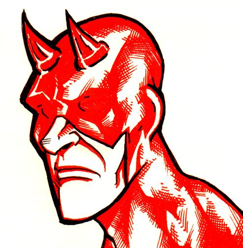 134. Daredevil