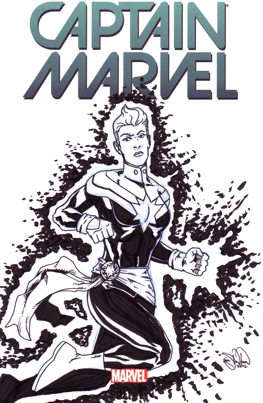 501. Captain Marvel