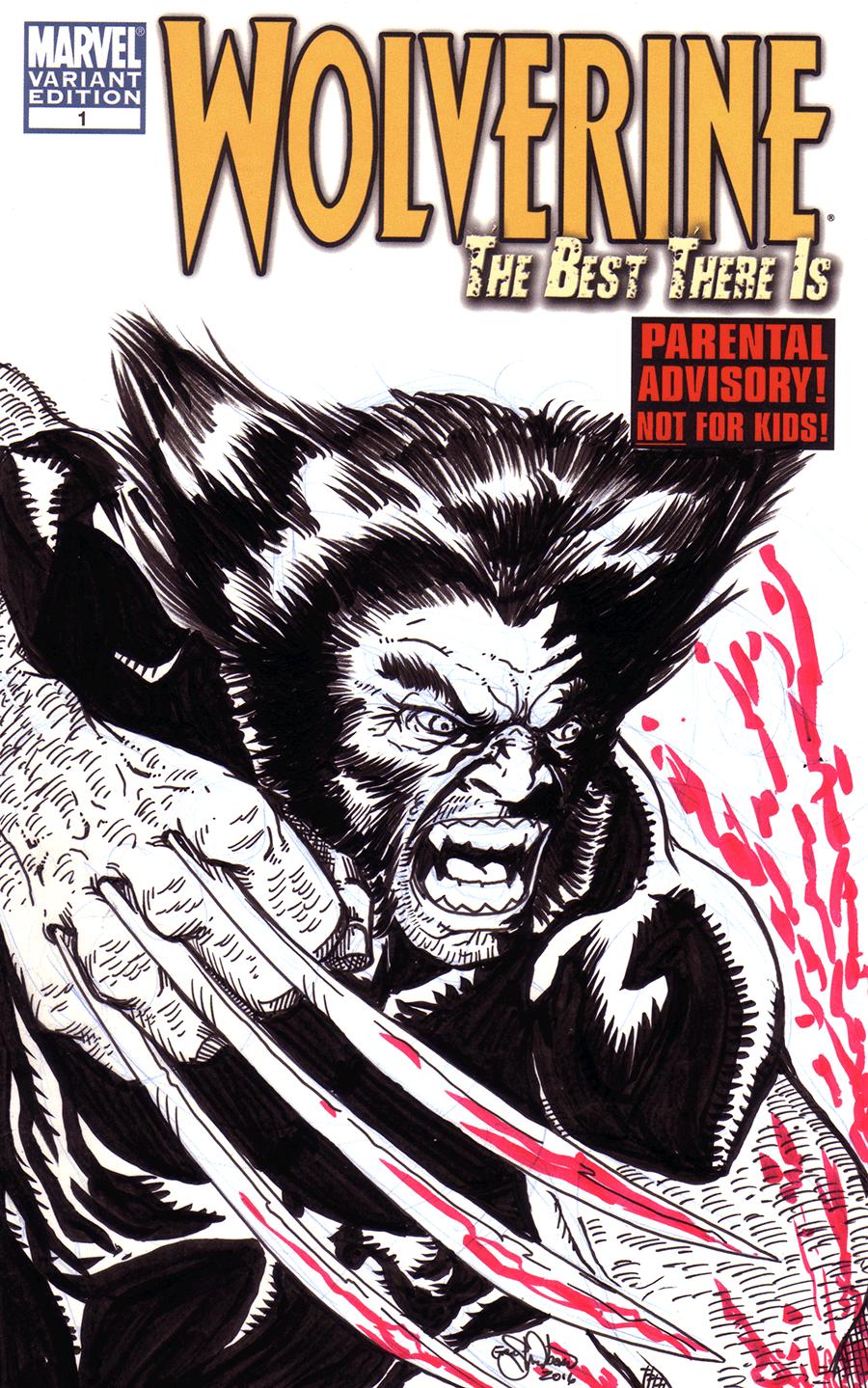 502. Wolverine