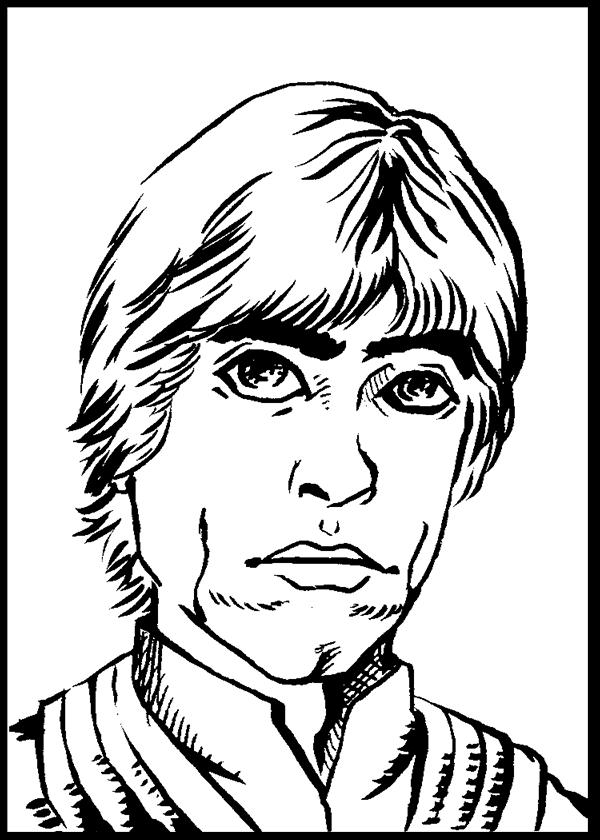 867. Luke Skywalker