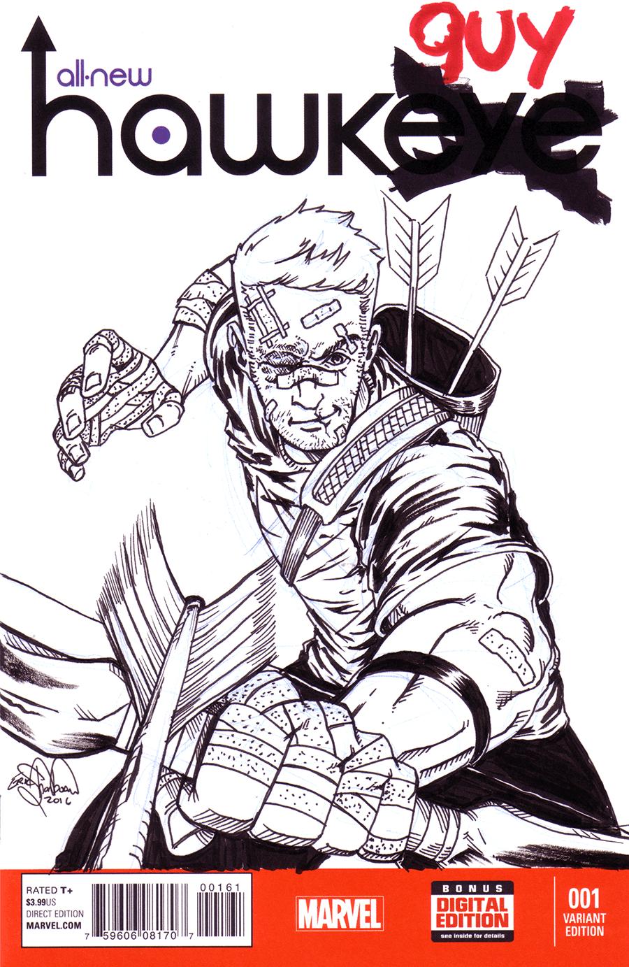 503. Hawkeye