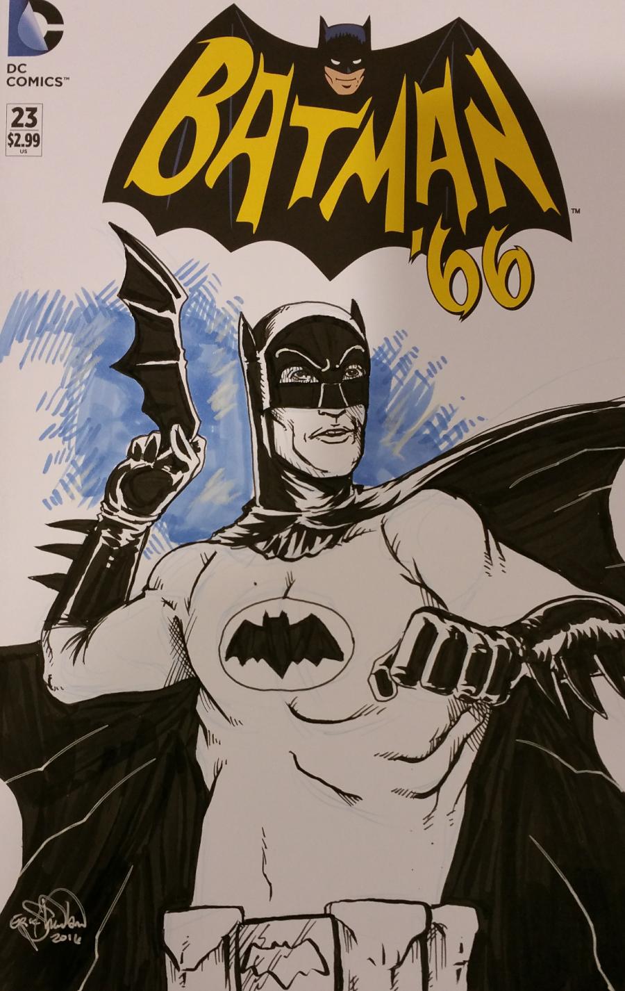 504. Batman '66
