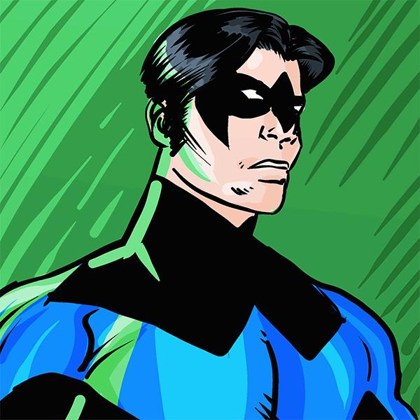 1234. Nightwing