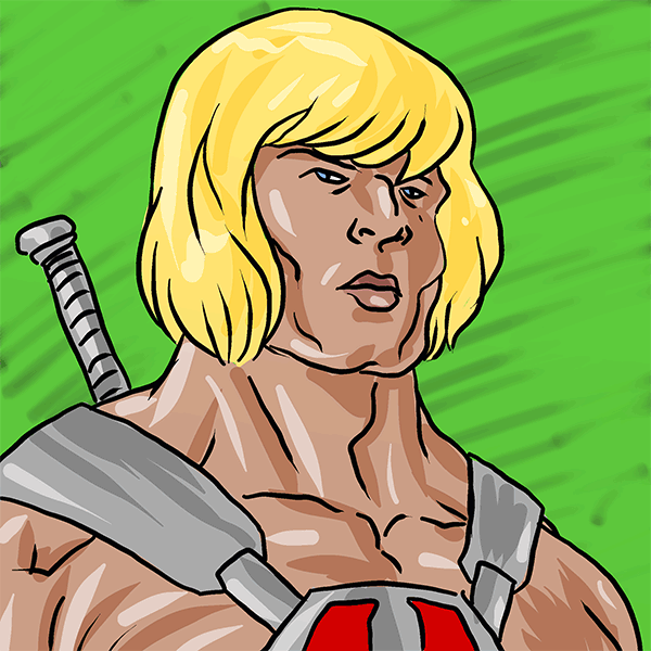 1241. He-Man